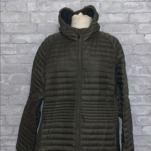L.L. BEAN Ultralight 850 Down Sweater Coat